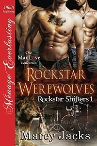 Rockstar Werewolves (MMM)