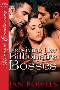 Deceiving Her Billionaire Bosses (MFM)