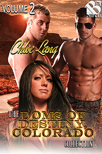 The Doms of Destiny, Colorado Collection, Volume 2 (MFM,MFMM)