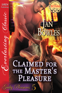 Claimed for the Master's Pleasure (MF)