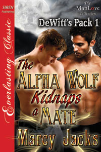 The Alpha Wolf Kidnaps a Mate (MM)