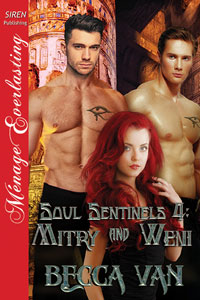 Soul Sentinels 4: Mitry and Weni (MFM)